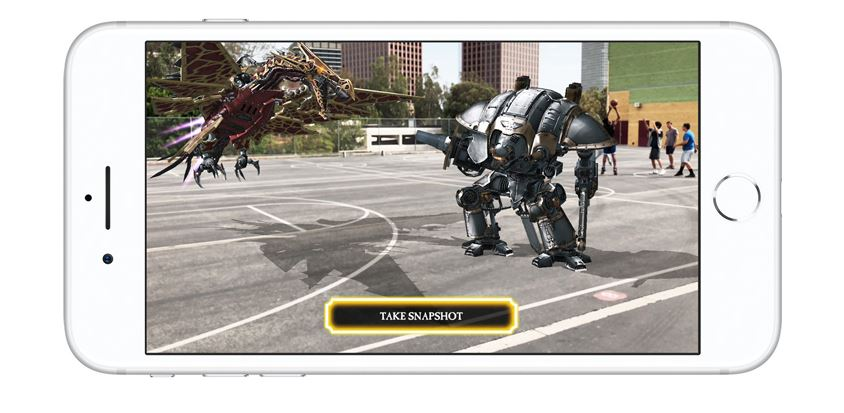 realite augmentee iphone 8 iPhone 8 et iPhone 8 Plus : caractéristiques, prix et date de disponibilité