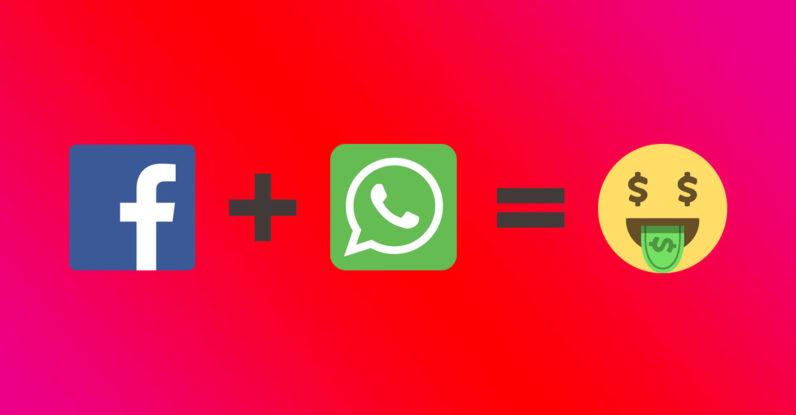 whatsapp facebook entreprise compte WhatsApp Messenger : Facebook veut facturer les entreprises