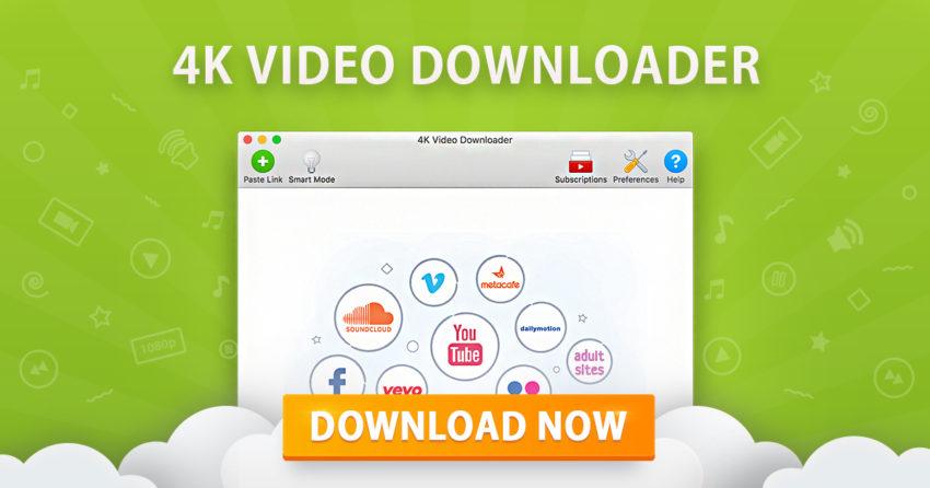 4 K video downloader 4k Video Downloader : le meilleur téléchargeur de vidéos YouTube