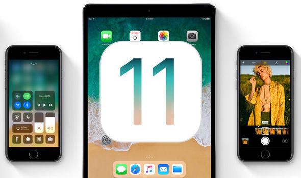 Apple iOS 11 iOS 11.0.3 est disponible au téléchargement pour iPhone, iPad et iPod touch