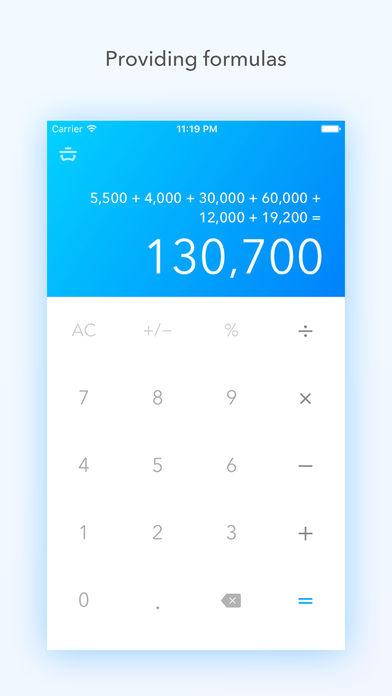 Basic Calc Pro Applis pour iPhone : les bons plans du mardi 17 octobre 2017