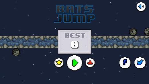 Bats Jump Applis pour iPhone : les bons plans du jeudi 05 octobre 2017
