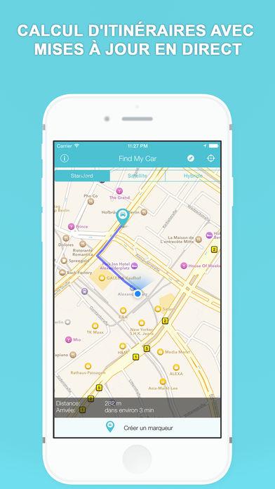 Find My Car Applis pour iPhone : les bons plans du mercredi 25 octobre 2017