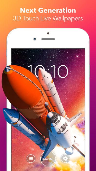 Live Wallpapers Applis pour iPhone : les bons plans du mardi 31 octobre 2017