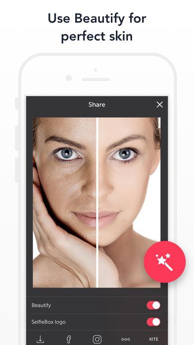 Selfie Box Applis pour iPhone : les bons plans du jeudi 19 octobre 2017