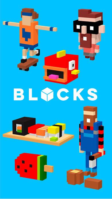 Tayasui Blocks Applis pour iPhone : les bons plans du vendredi 20 octobre 2017