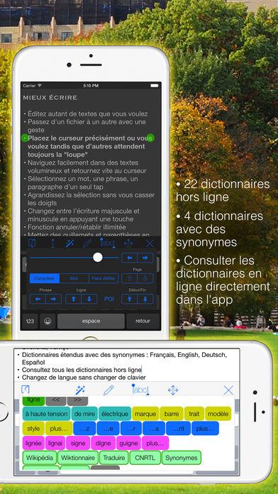 Textkraft Pocket Applis pour iPhone : les bons plans du vendredi 27 octobre 2017