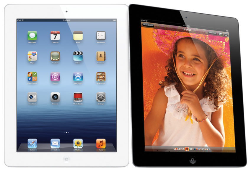 iPad 3 850x581 Apple va rendre obsolète liPad de 3ème génération