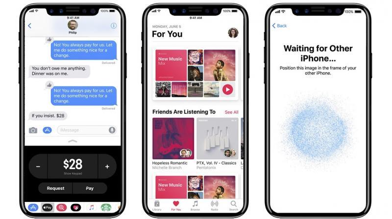 Apple invite les développeurs à mettre à jour leurs apps pour liPhone X