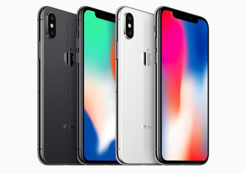 iPhone X Avant Arriere 850x604 KeyBanc Capital Markets confirme les mauvaises ventes de liPhone X
