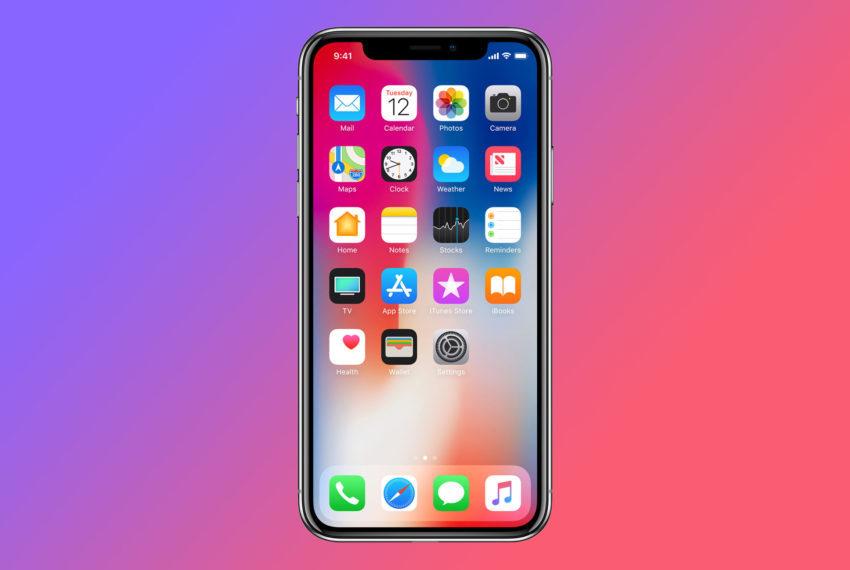 iPhone X Stand 850x570 iPhone X : pas plus de 3 millions dexemplaires pour le lancement ?