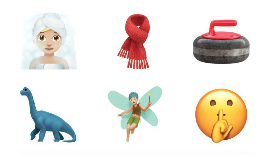 ios 11 1 nouveaux emojis 1 850x513 Apple va proposer de nouveaux emojis avec iOS 11.1 bêta 2