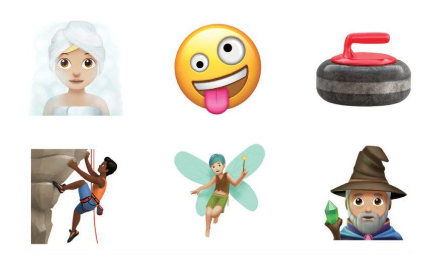 ios 11 1 nouveaux emojis 850x506 Apple va proposer de nouveaux emojis avec iOS 11.1 bêta 2