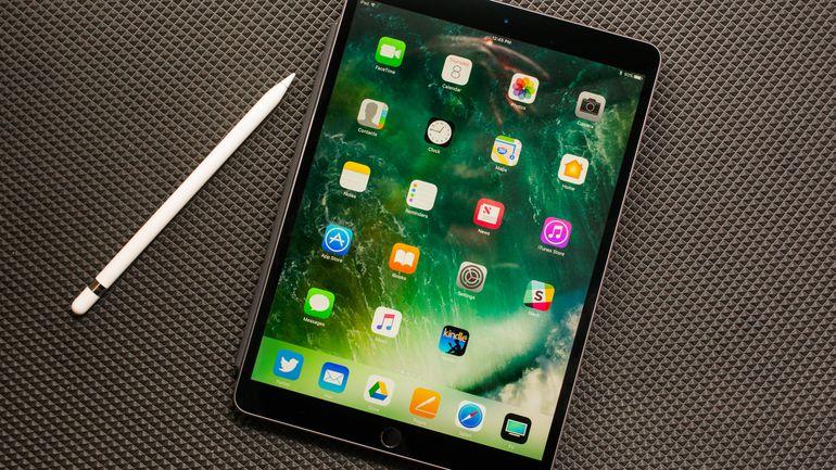 ipad pro 2017 Écran bord à bord et Face ID sur les prochains iPad Pro de 2018 ?