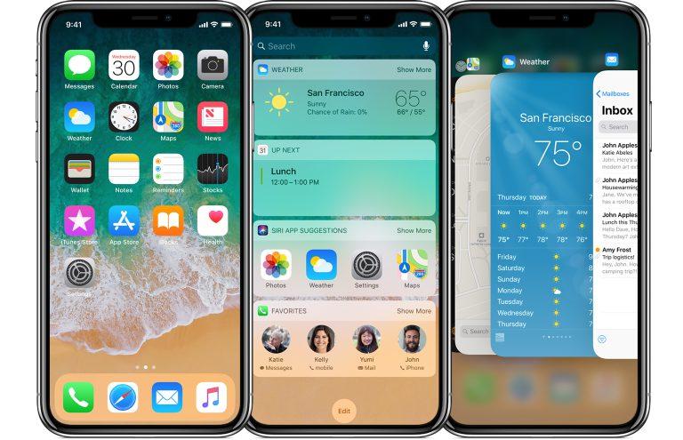 iphone x desing 2 ans travail 2 ans de travail pour aboutir au design final de liPhone X, raconte Jony Ive