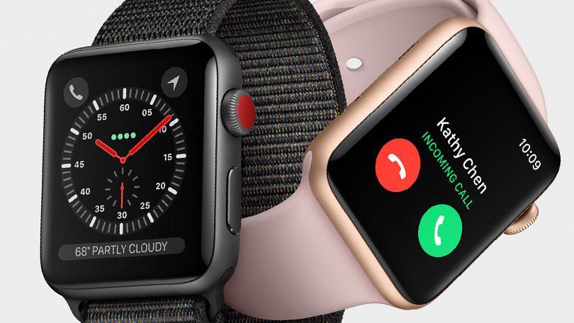 Apple Watch Series 3 Gray Gold Bug sur lApple Watch : demande à Siri la météo et la montre se redémarre