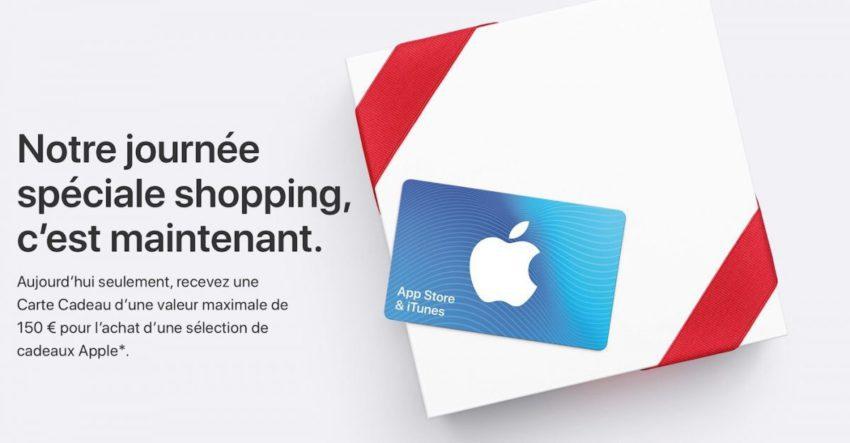 Black Friday 2017 Apple France 850x443 Black Friday 2017 : voici les offres dApple en France