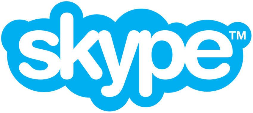 Skype Logo 850x380 Lapplication Skype est enlevée de lApp Store chinois
