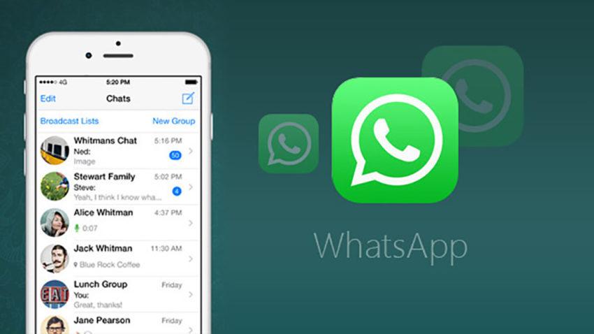 WhatsApp Messages Vocaux 850x478 Mise à jour WhatsApp : enregistrer un message vocal sans tenir le doigt sur l'écran