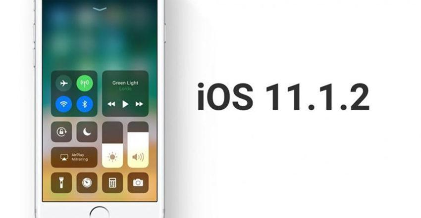 iOS 11 1 2 Nouveautes 850x441 Apple arrête de signer iOS 11.1.2 : mise à jour et restauration bloquées