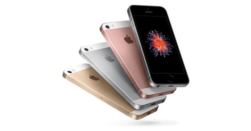 iPhone SE 2 2018 850x446 Selon Ming Chi Kuo, le nouvel iPhone SE peut ne pas voir le jour