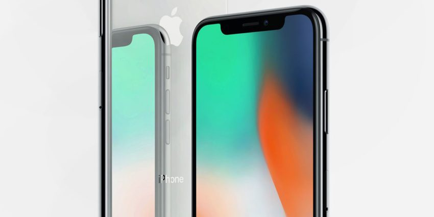 Problème de bruit de fond au niveau de l'écouteur de l'iPhone X