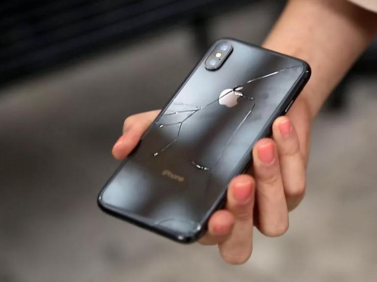 iPhone X Tests Chutes LiPhone X est il résistant aux chutes ?