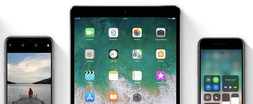 iOS 11 2 5 Beta 1 850x350 iOS 11.2.5 bêta 1 est disponible
