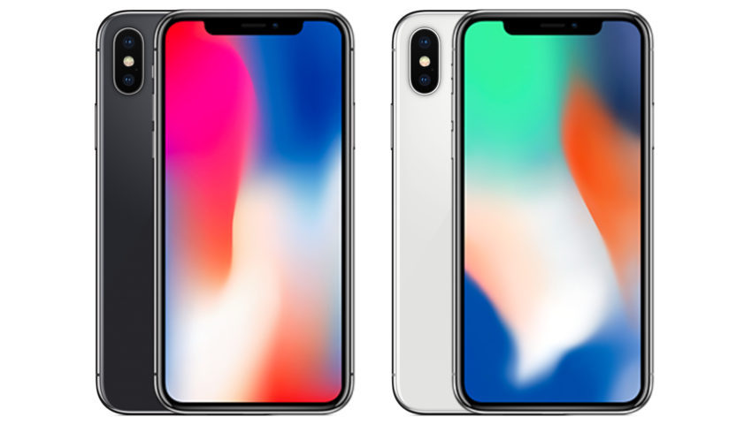 iPhone X Avant Arriere 850x481 iPhone X : un possible abandon de la production au lancement des iPhone de 2018