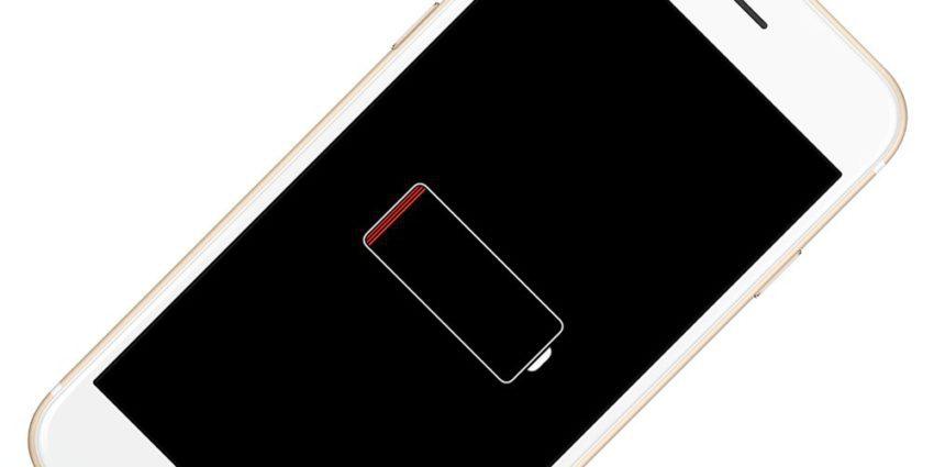 Batterie iPhone Faible 850x425 Batterie des anciens iPhone : iOS proposera de désactiver le bridage des performances