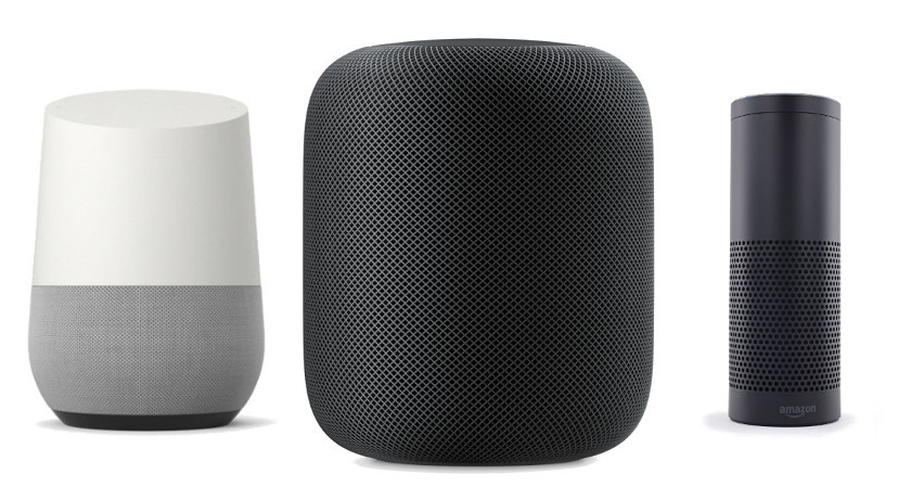 Google Home HomePod Amazon Echo HomePod : une possible sortie dans 4 ou 6 semaines ?