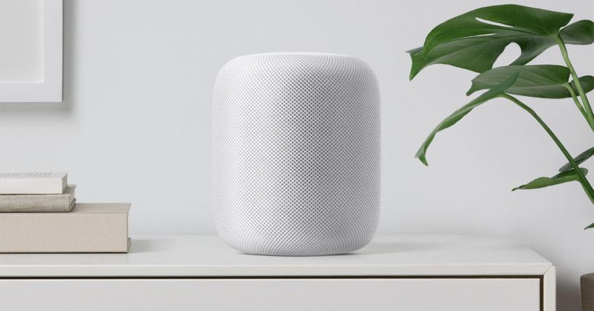 HomePod Apple 850x446 HomePod : une possible sortie dans 4 ou 6 semaines ?