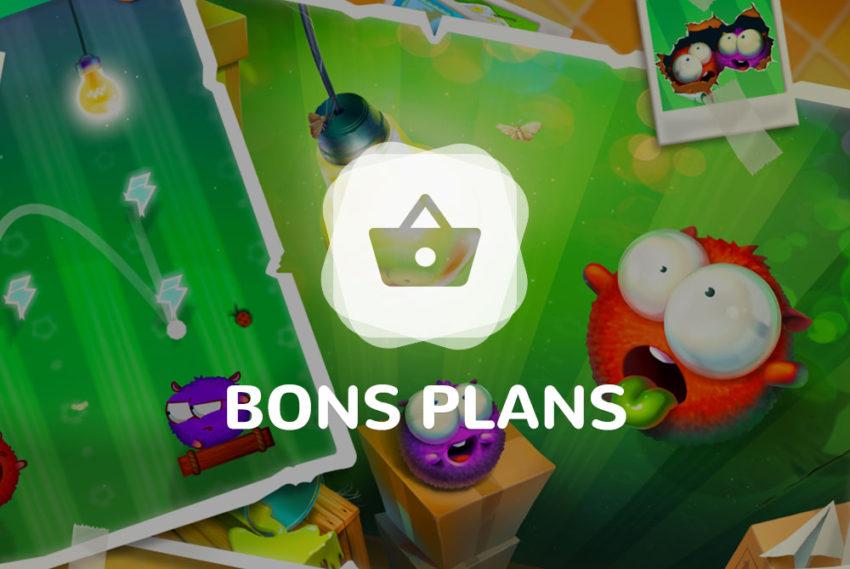 bons plans banner 5 Applis pour iPhone et iPad : les bons plans du 30 janvier 2018