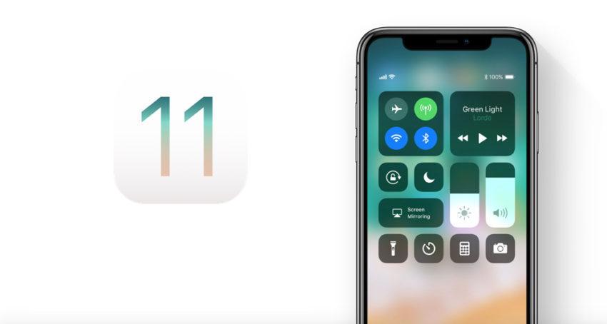 iOS 11.2.5 bêta 3