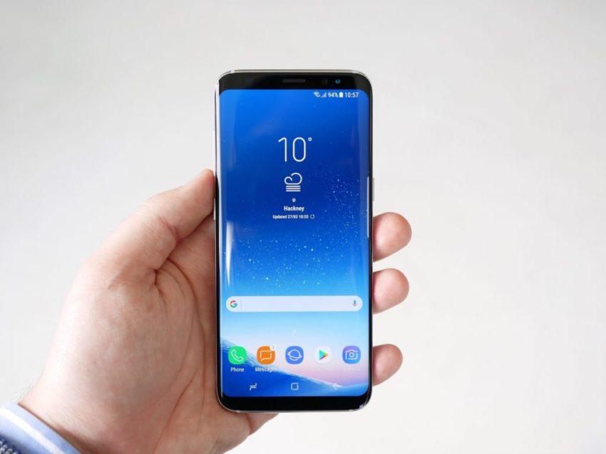 201711OHPCD 422 5410 Samsung Galaxy S8 Galaxy S8 : un smartphone premium en occasion