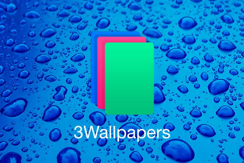 3wallpapers 1 3Wallpapers : notre sélection de fonds d'écran du 05/02/2018