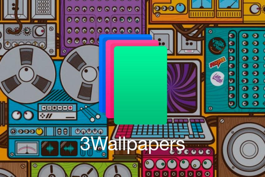 3wallpapers 9 3Wallpapers : notre sélection de fonds d'écran du 14/02/2018