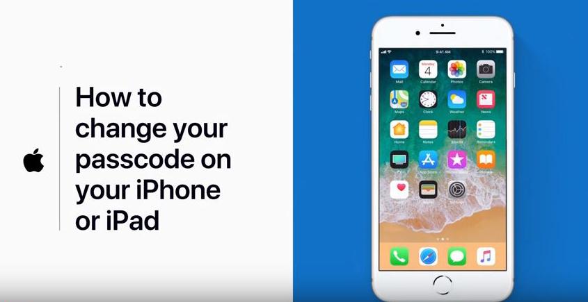 Changer Code iPhone Apple Video Comment définir, utiliser et changer le code de votre iPhone ? Le guide vidéo dApple