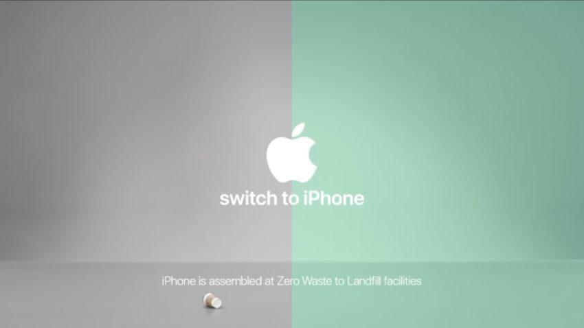 Passer Sur iPhone 850x478 Si vous n'êtes pas encore passé à l'iPhone, Apple vous incite à le faire