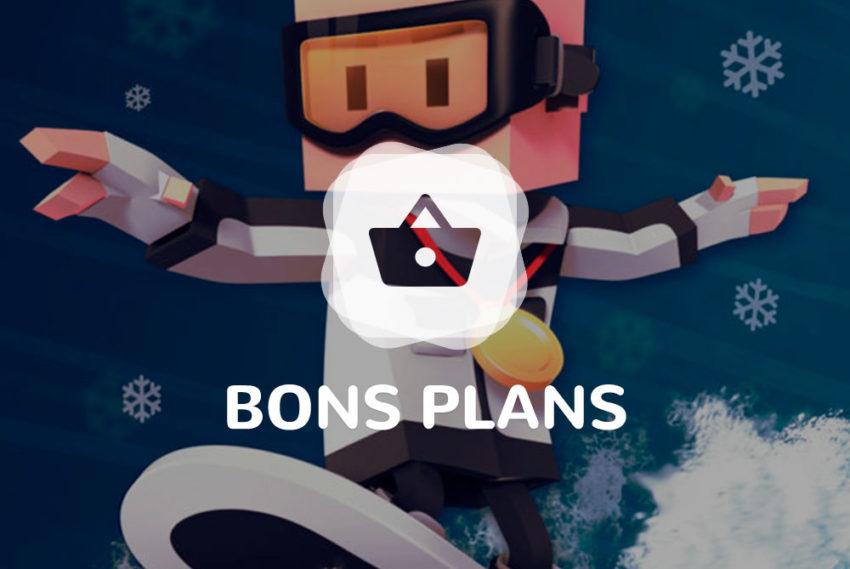 bons plans banner 6 Applis pour iPhone et iPad : les bons plans du 08/02/2018