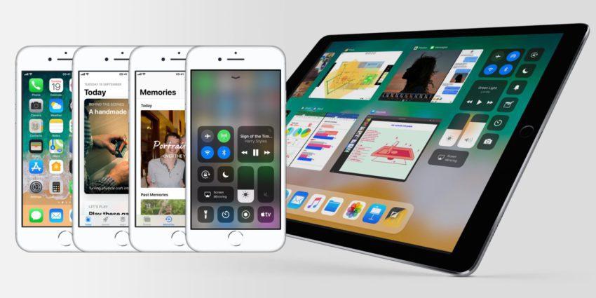 ios 11 Mises a Jour 850x425 iOS 11.3 bêta 6 est disponible pour iPhone, iPad et iPod touch