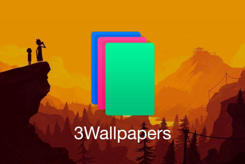 3wallpapers 7 3Wallpapers : notre sélection de fonds d'écran du 12/03/2018