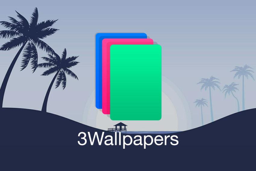3wallpapers 9 3Wallpapers : notre sélection de fonds d'écran du 14/03/2018