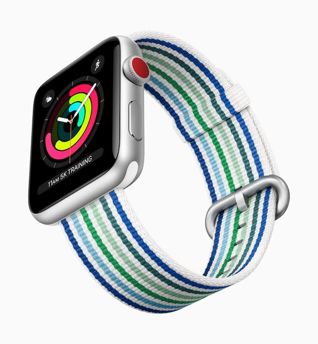 Apple Watch Bracelets 2018 Apple Watch : de nouveaux bracelets pour le printemps 2018 dévoilés par Apple