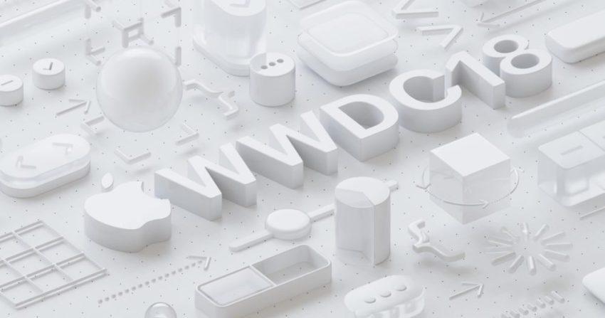 WWDC 2018 850x447 Suivez en direct la keynote du WWDC 2018 sur App4Phone dès 18h30