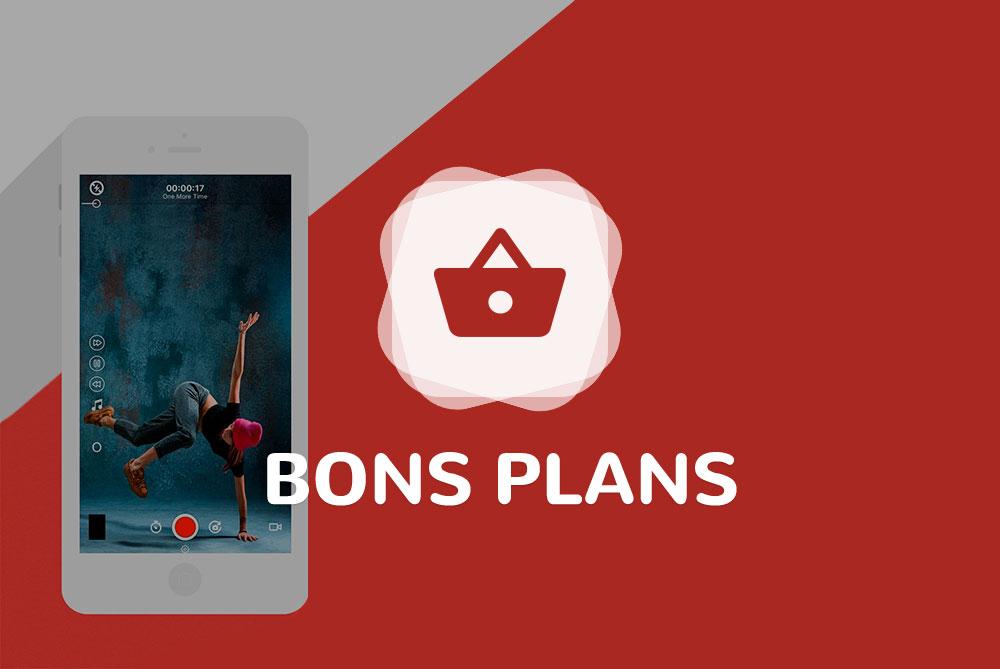 bons plans banner 17 Applis pour iPhone et iPad : les bons plans du 16/03/2018