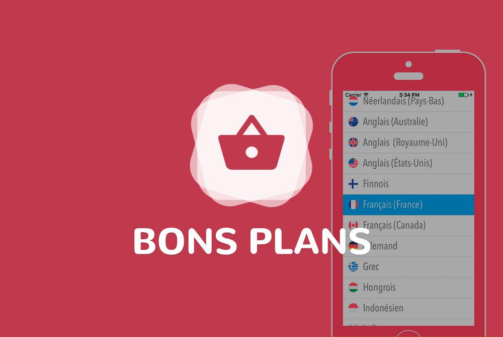 bons plans banner 21 Applis pour iPhone et iPad : les bons plans du 22/03/2018
