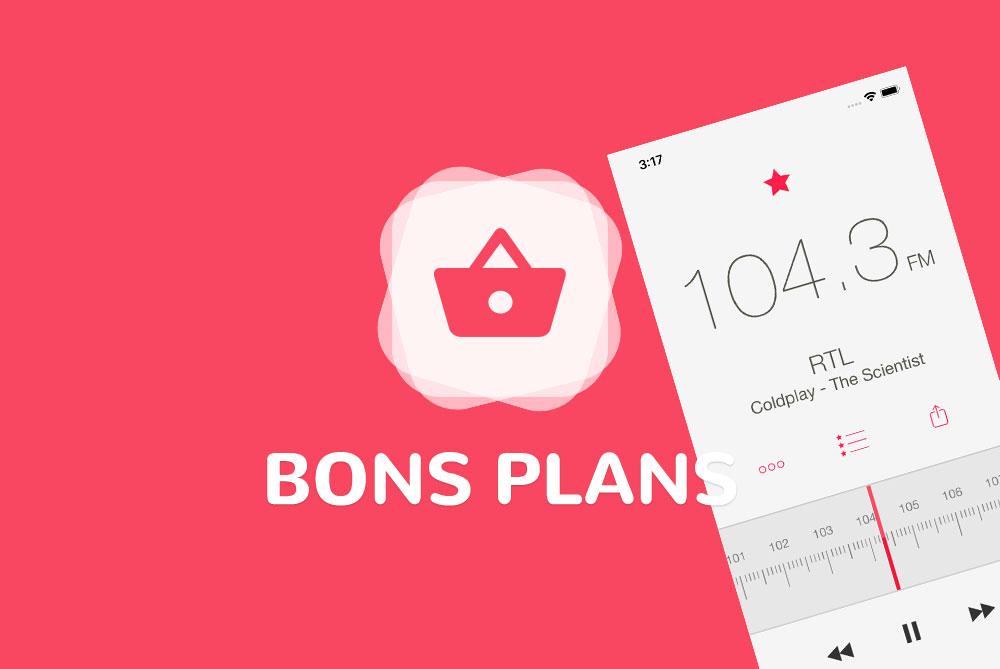 bons plans banner 25 Applis pour iPhone et iPad : les bons plans du 30/03/2018