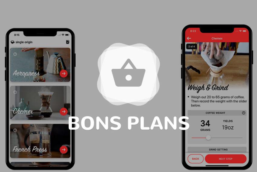bons plans banner 8 Applis pour iPhone et iPad : les bons plans du 12/03/2018