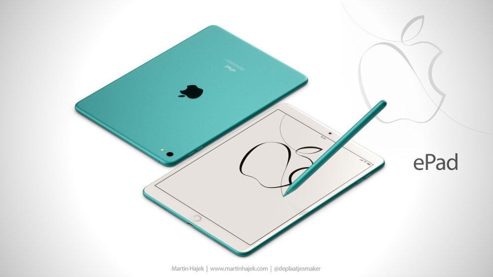 ePad 13 1000x563 ePad : un concept d'iPad signé Martin Hajek consacré à l'éducation